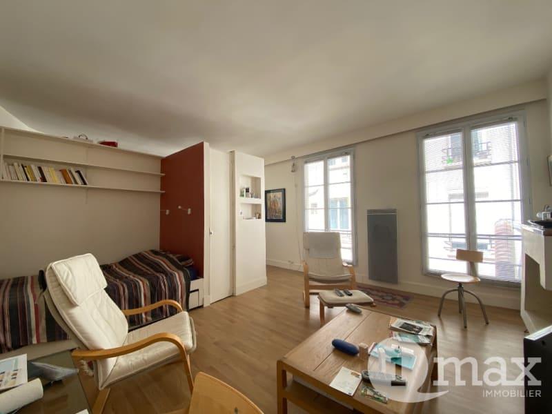 Sale apartment Paris 1er 500000€ - Picture 3