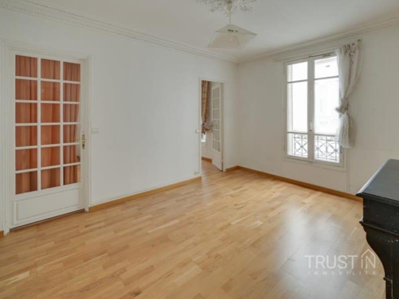 Vente appartement Paris 15ème 418000€ - Photo 1