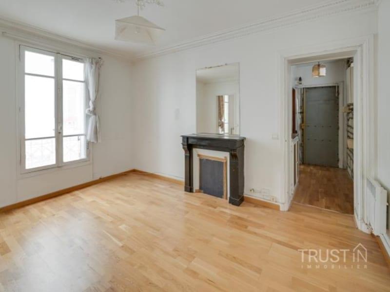 Vente appartement Paris 15ème 418000€ - Photo 2