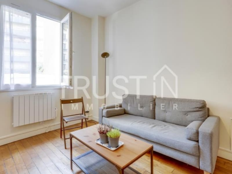 Vente appartement Paris 15ème 473000€ - Photo 2