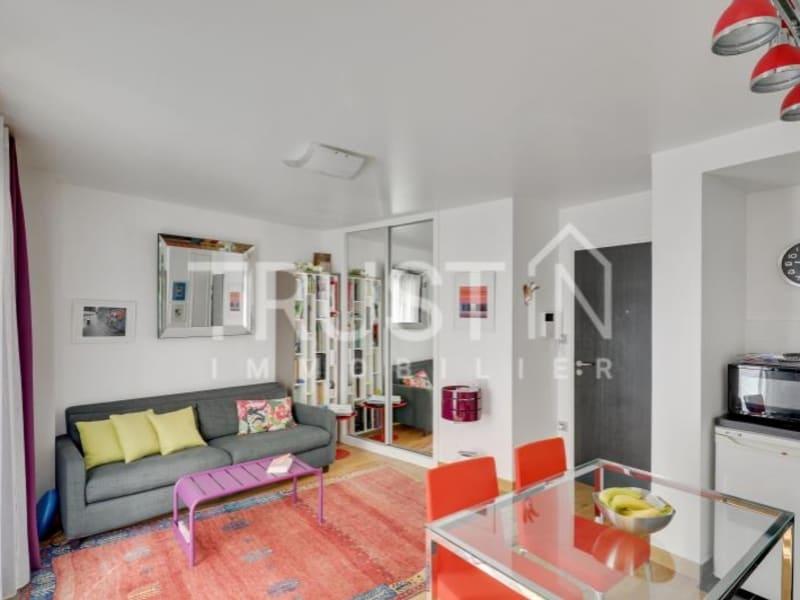 Vente appartement Paris 15ème 475000€ - Photo 1