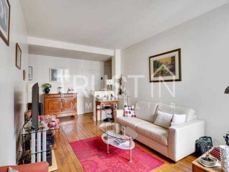 Vente appartement Paris 15ème 729000€ - Photo 2