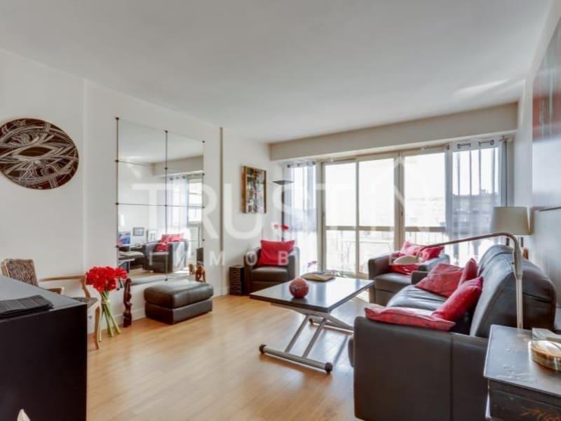 Vente appartement Paris 15ème 633450€ - Photo 1