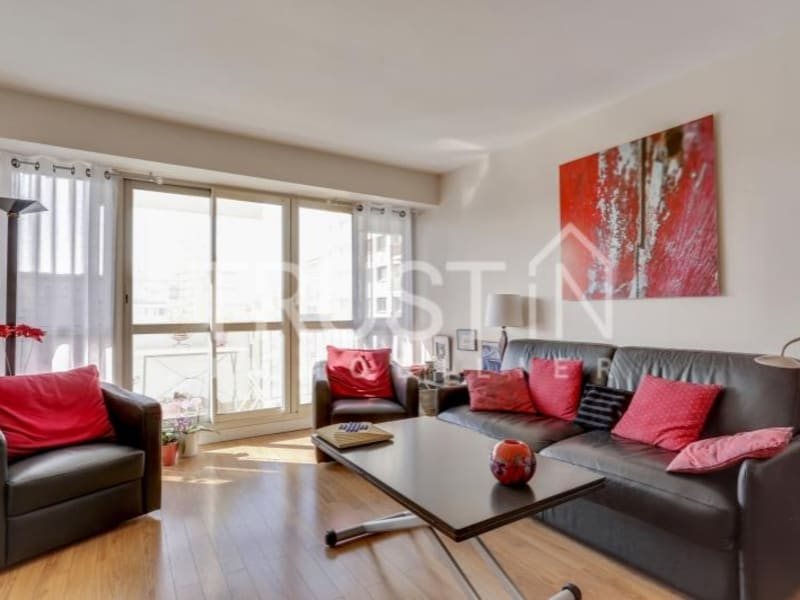 Vente appartement Paris 15ème 633450€ - Photo 2
