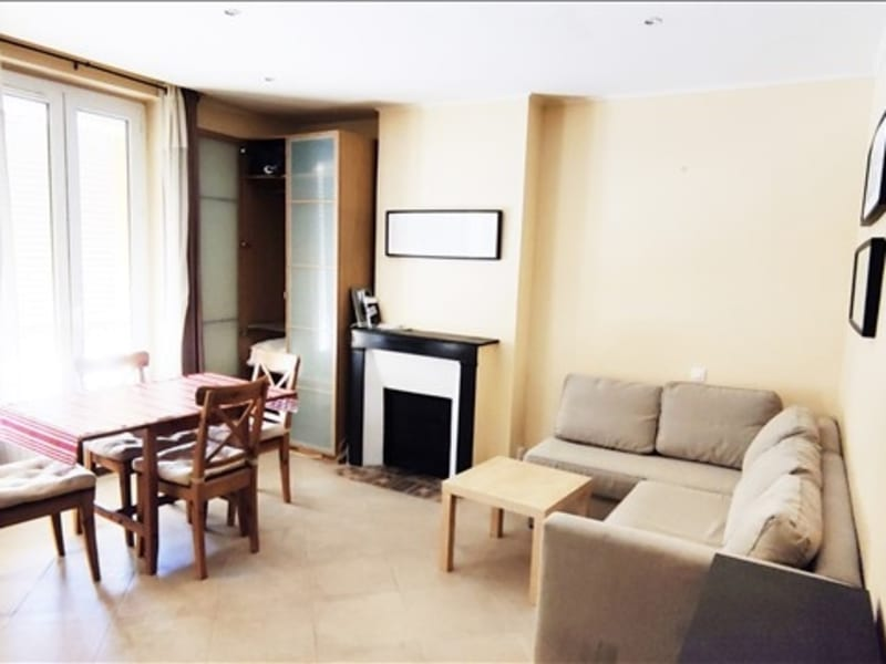 Rental apartment La plaine st denis 650€ CC - Picture 2