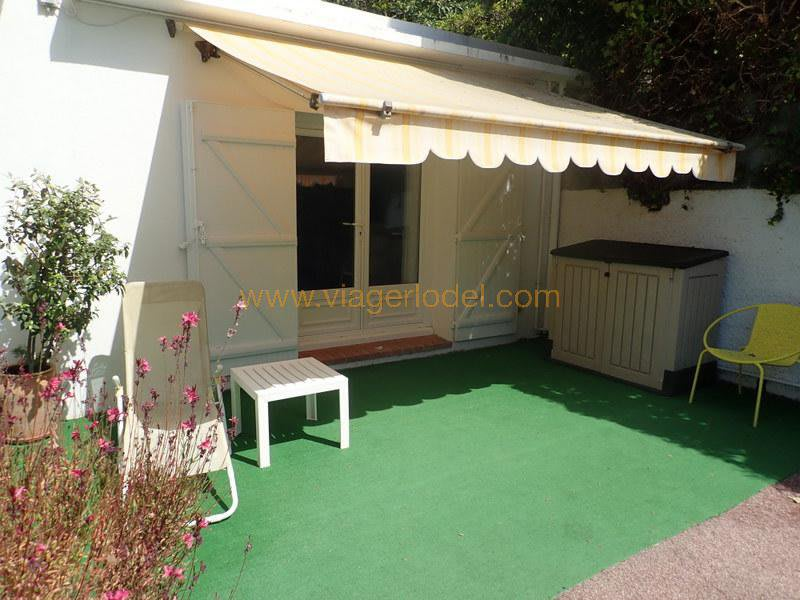Life annuity house / villa Biot 135000€ - Picture 4