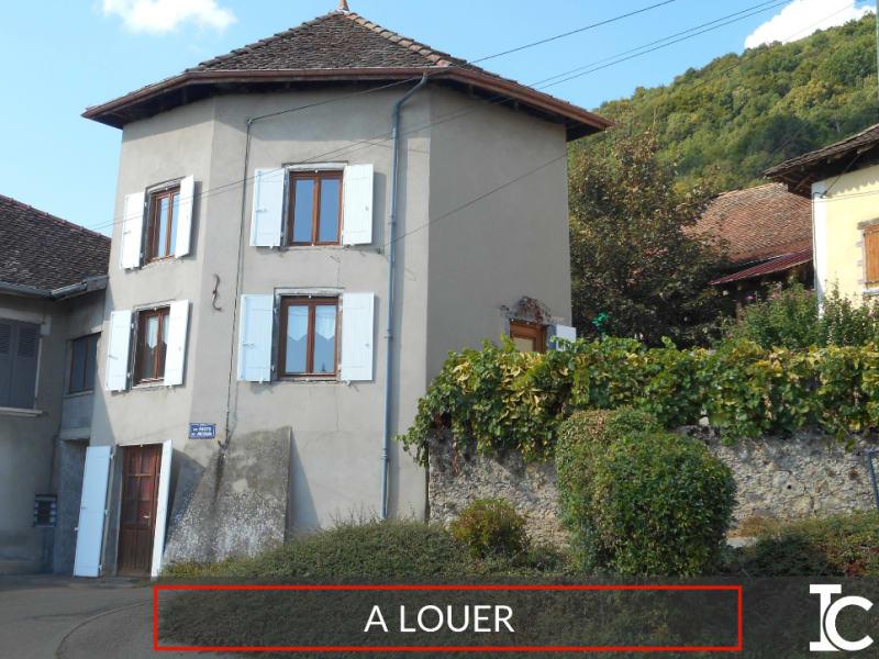 Rental house / villa Apprieu 518€ CC - Picture 1