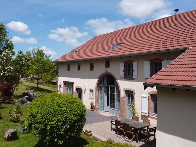 Sale house / villa Mandray 392200€ - Picture 6