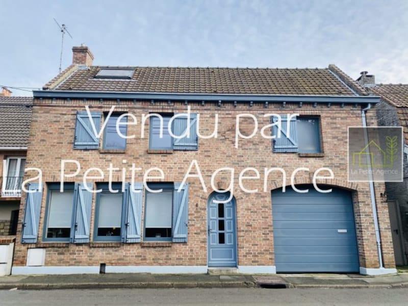 Vente maison / villa Allennes-les-marais 349900€ - Photo 1