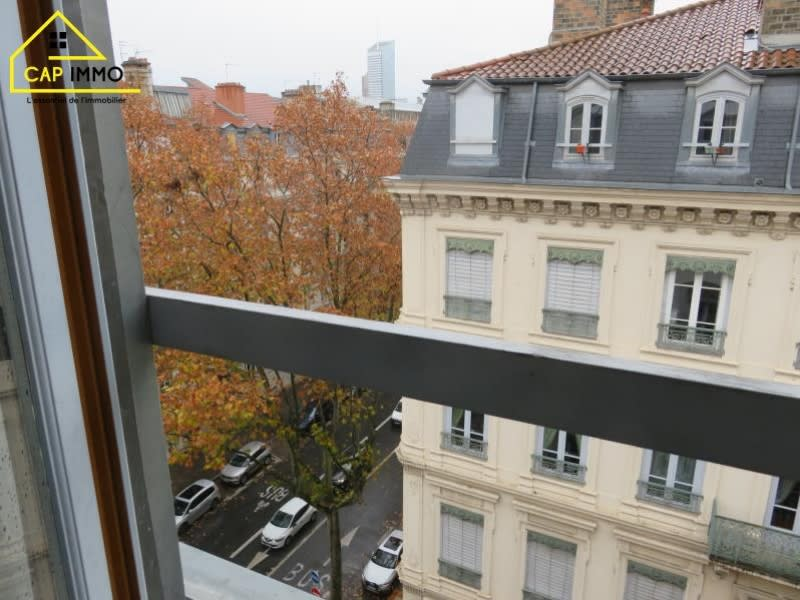 Vente appartement Lyon 6ème 105000€ - Photo 4