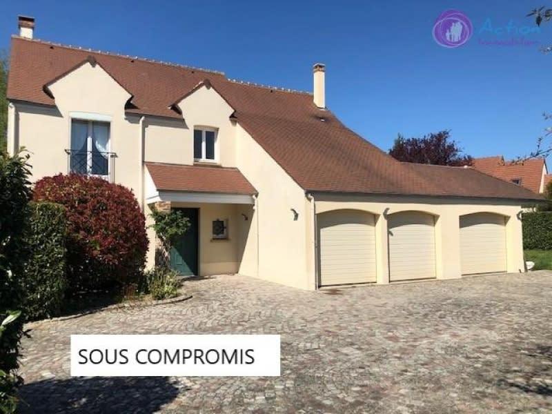Sale house / villa Servon 565000€ - Picture 1