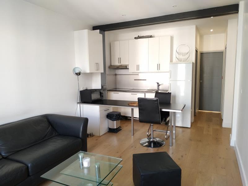 Rental apartment Vincennes 1110€ CC - Picture 1