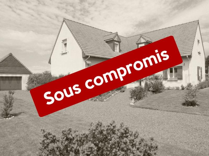 Sale house / villa St quentin en tourmont 404000€ - Picture 1