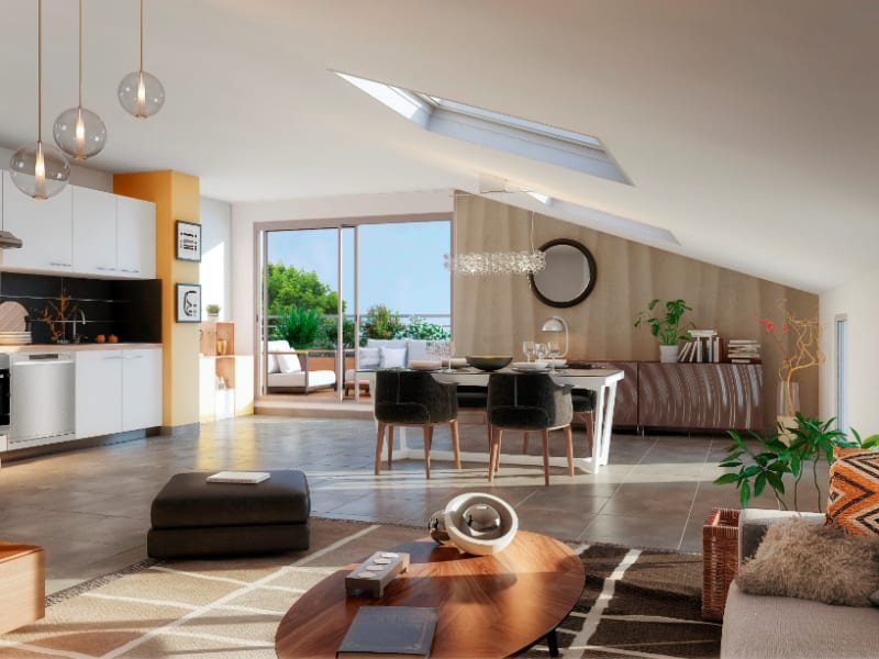 Vente appartement Toulouse 479900€ - Photo 2