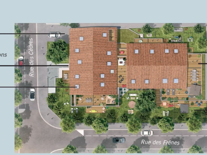 Vente appartement Toulouse 479900€ - Photo 4