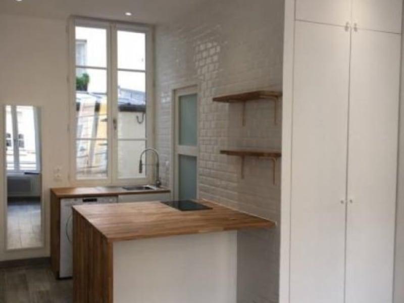 Rental apartment Saint germain en laye 795€ CC - Picture 1
