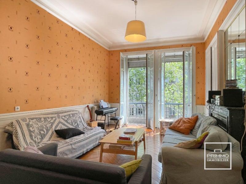 Vente appartement Lyon 7ème 580000€ - Photo 2