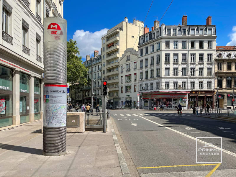 Vente appartement Lyon 7ème 580000€ - Photo 10