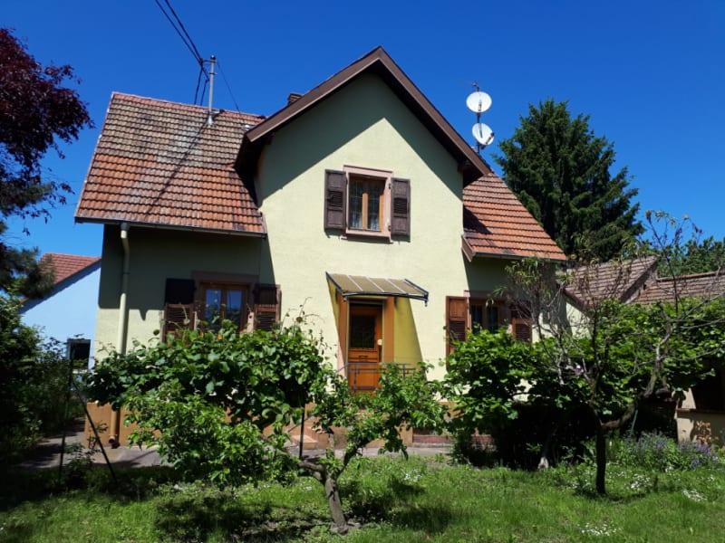 Vente maison / villa Vendenheim 332800€ - Photo 1