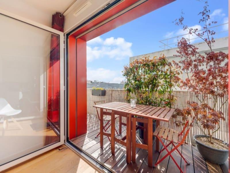 Vente de prestige appartement Paris 17ème 785000€ - Photo 2