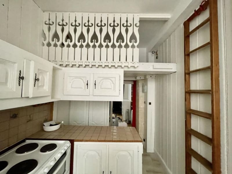 Sale apartment Paris 17ème 262500€ - Picture 3