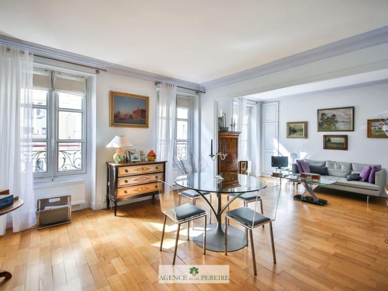 Sale apartment Paris 17ème 850000€ - Picture 1