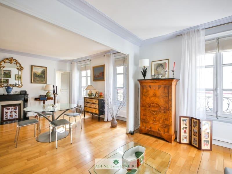 Sale apartment Paris 17ème 850000€ - Picture 3