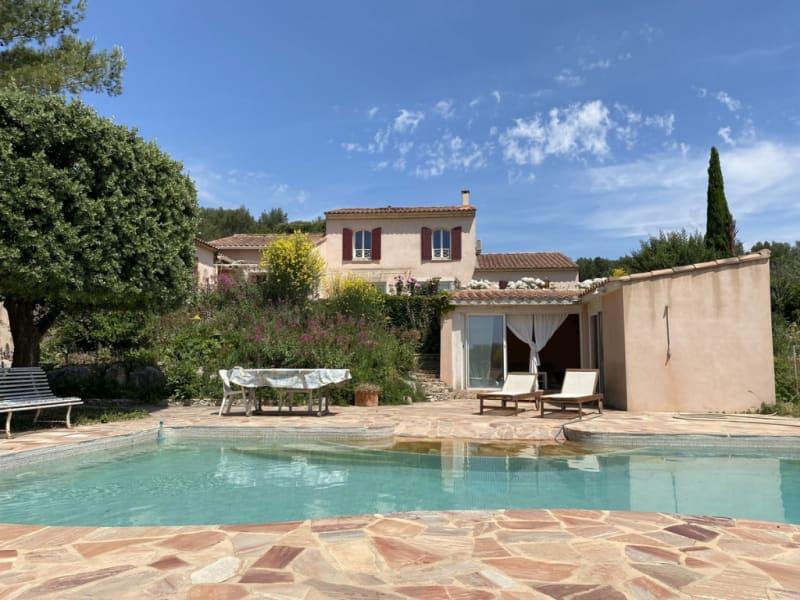 Vente maison / villa Villeneuve les avignon 1080000€ - Photo 2