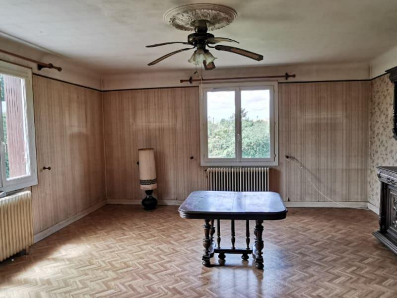 Vente maison / villa Pamproux 156000€ - Photo 1