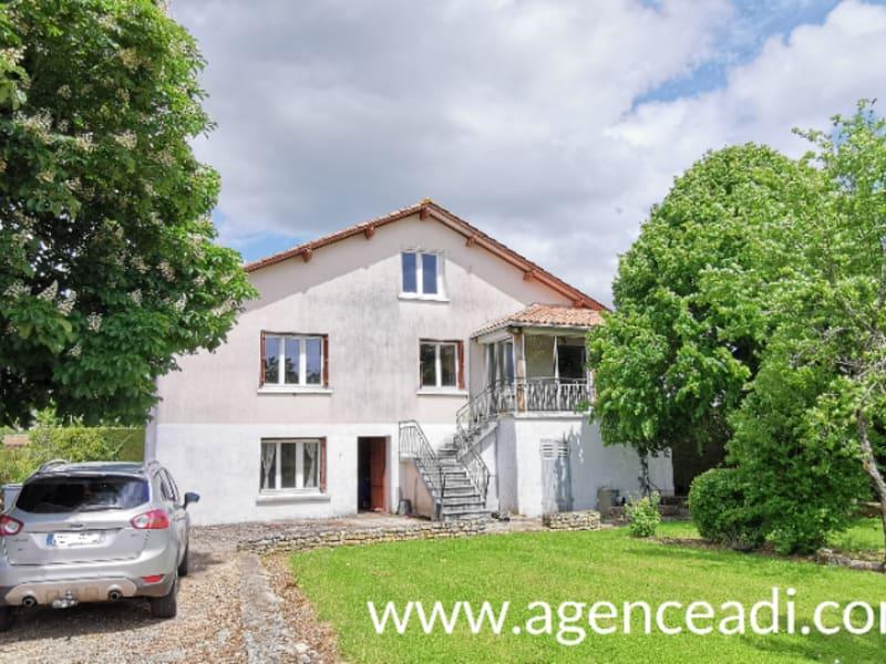 Vente maison / villa Pamproux 156000€ - Photo 2