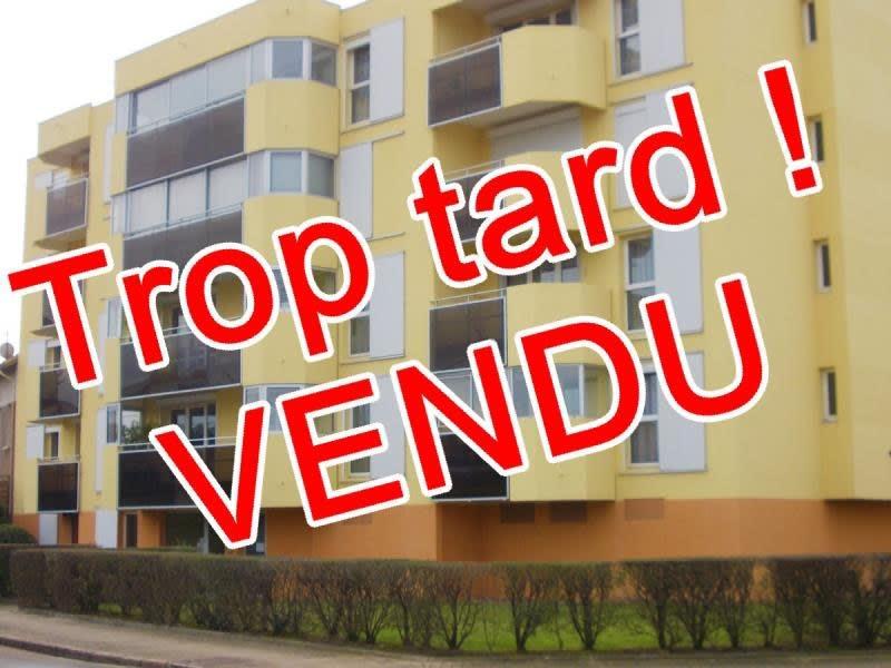 Vente appartement Le coteau 110000€ - Photo 1