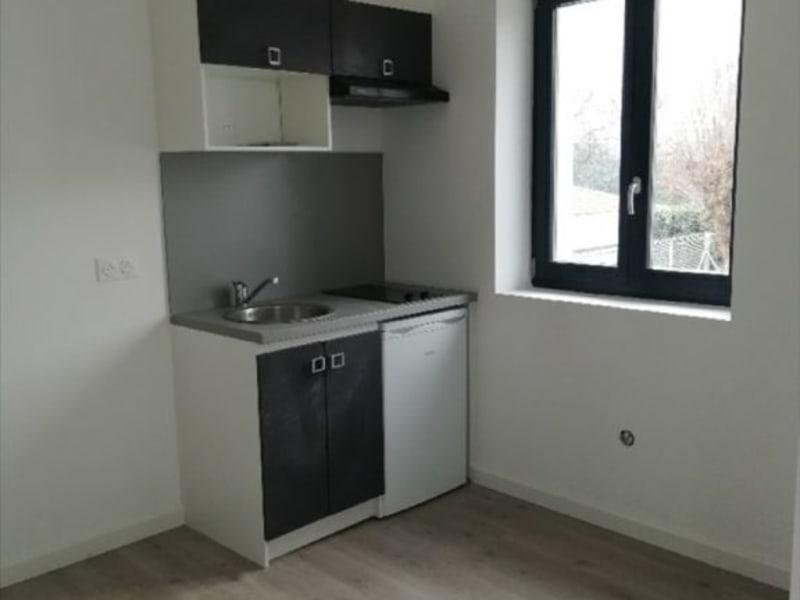 Rental apartment Decines charpieu 473€ CC - Picture 1