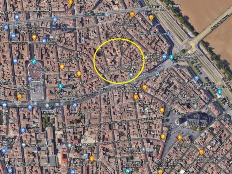 Vente appartement Bordeaux 230000€ - Photo 6