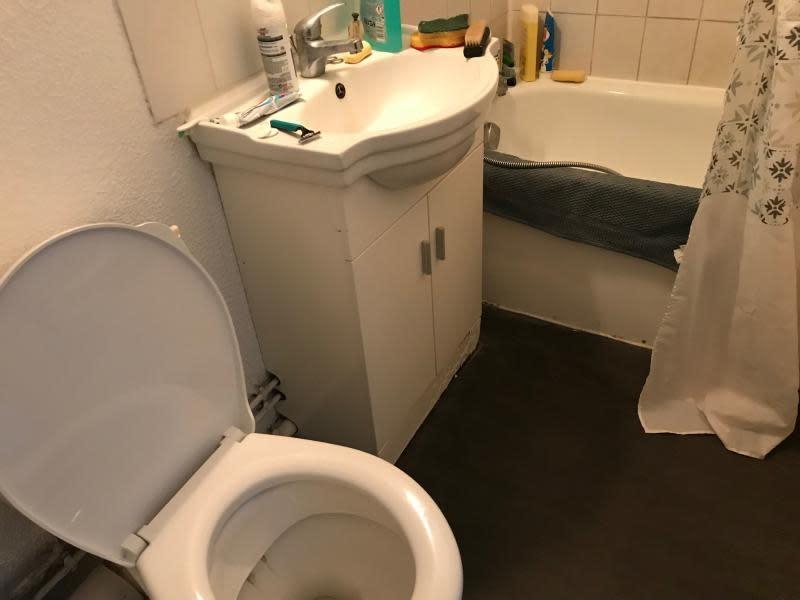 Rental apartment Bordeaux 465€ CC - Picture 3