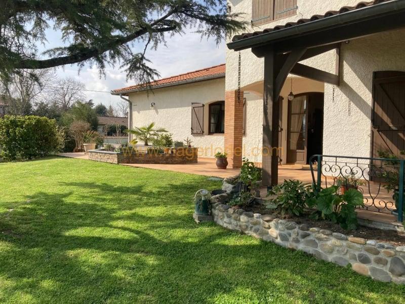 Life annuity house / villa Aussonne 435000€ - Picture 1