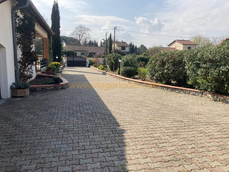 Life annuity house / villa Aussonne 435000€ - Picture 12