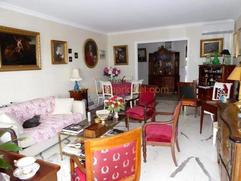Verkauf auf rentenbasis wohnung Le cannet 120000€ - Fotografie 4