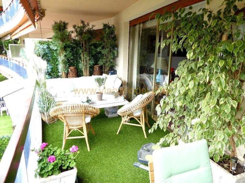 Verkauf auf rentenbasis wohnung Le cannet 120000€ - Fotografie 5