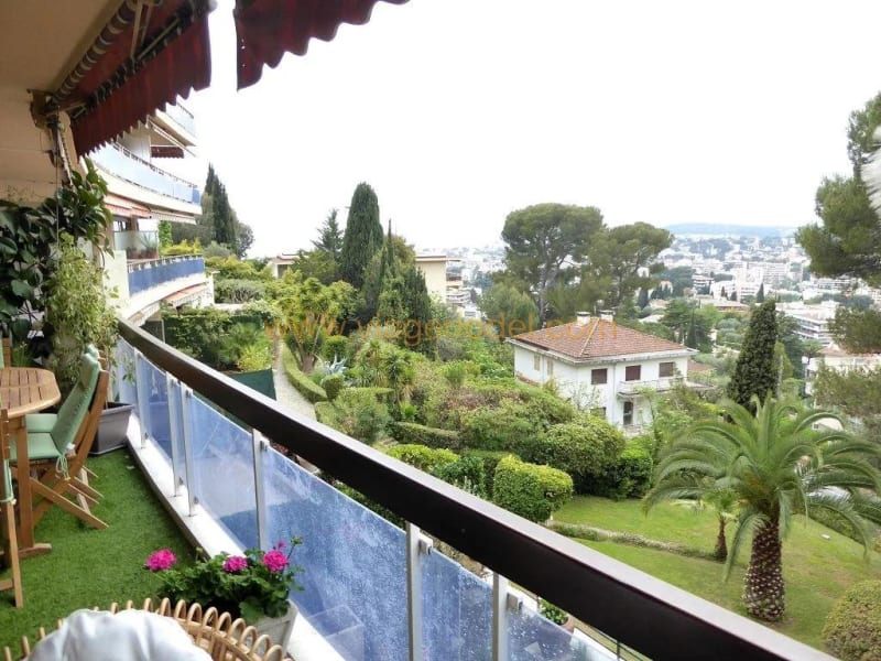 Verkauf auf rentenbasis wohnung Le cannet 120000€ - Fotografie 2