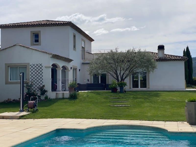 Sale house / villa Trets 1040000€ - Picture 2