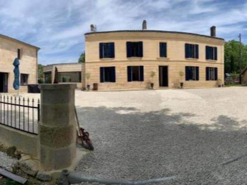 Sale house / villa St andre de cubzac 1129000€ - Picture 1