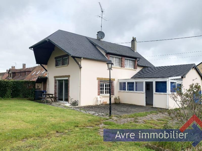 Sale house / villa Verneuil d avre et d iton 123000€ - Picture 1