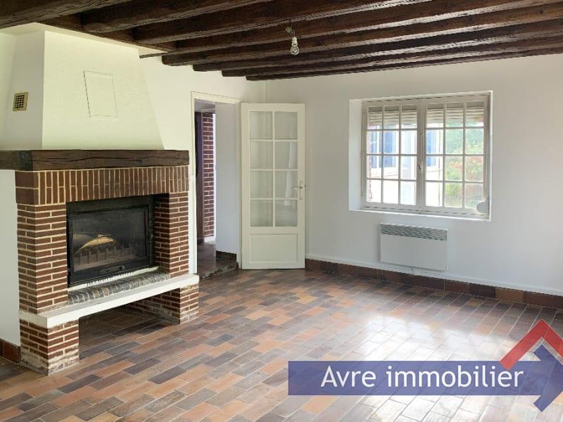 Sale house / villa Verneuil d avre et d iton 123000€ - Picture 2