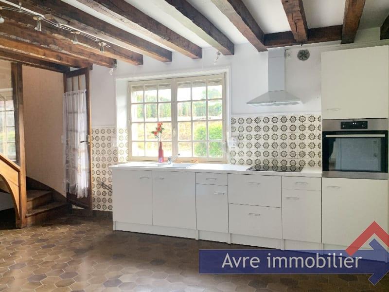 Sale house / villa Verneuil d avre et d iton 123000€ - Picture 3