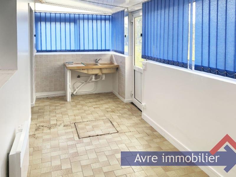 Sale house / villa Verneuil d avre et d iton 123000€ - Picture 5