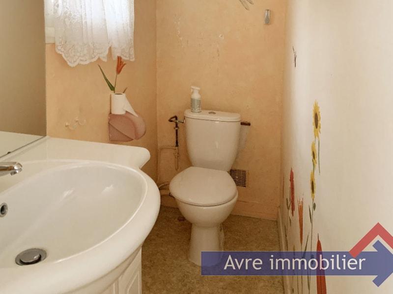 Sale house / villa Verneuil d avre et d iton 123000€ - Picture 9