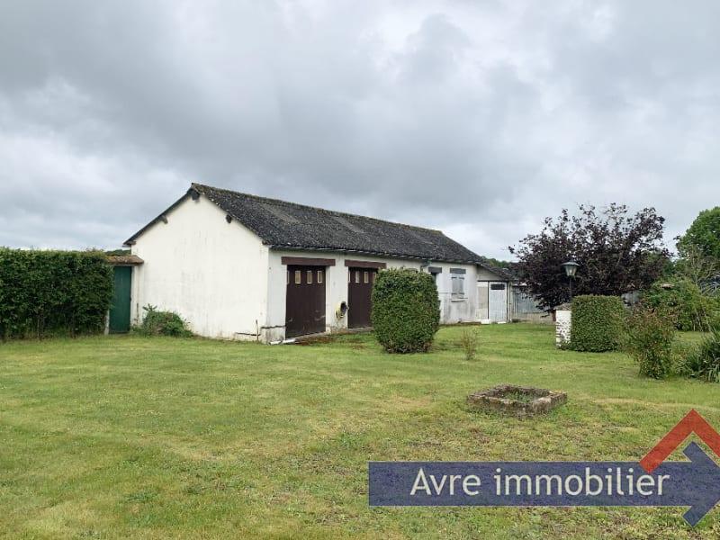 Sale house / villa Verneuil d avre et d iton 123000€ - Picture 11