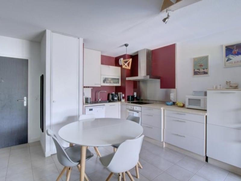 Rental apartment Saint gervais les bains 875€ CC - Picture 1