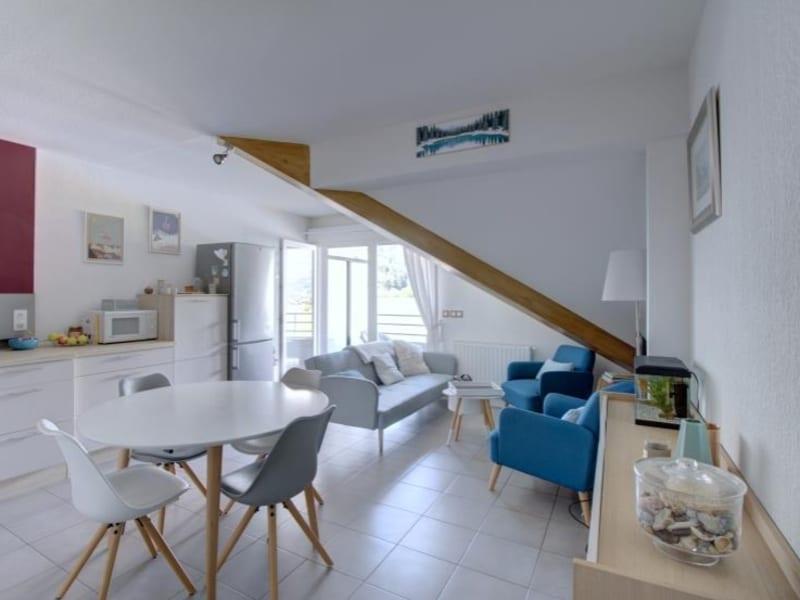 Rental apartment Saint gervais les bains 875€ CC - Picture 2