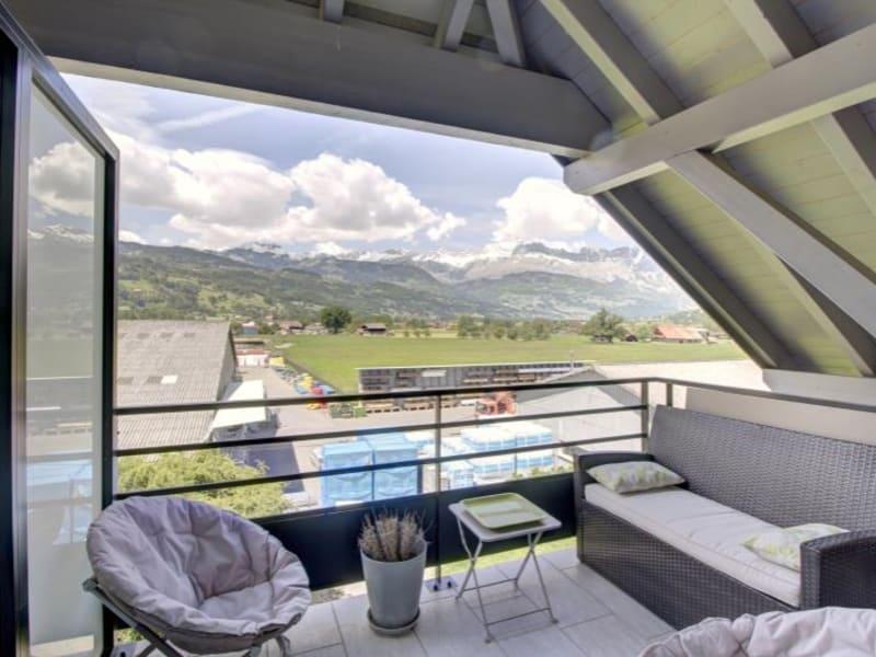 Rental apartment Saint gervais les bains 875€ CC - Picture 4